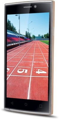 iBall Sprinter 4G (Gold, 8 GB)
