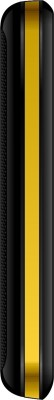 Lava ARC 111 (Black and Yellow)