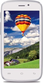 iBall Andi 3.5F Grabit Dual Sim White