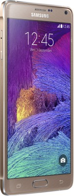 Samsung Galaxy Note 4 (Bronze Gold, 32 GB)