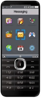 Micromax Flash X910 (Grey)