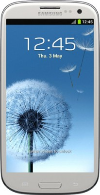 Compare Samsung Galaxy S3 Marble White, with 16GB at Compare Hatke