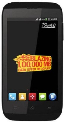 ZTE MTS Blaze 4.0 Black (Black, 4 GB)