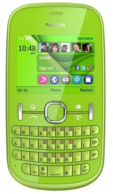 Buy Nokia Asha 200: Mobile