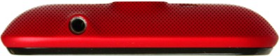 Micromax Bolt A58 (Red, 512 MB)
