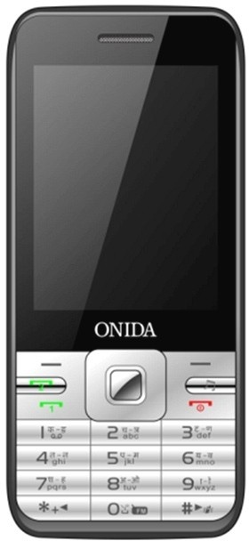 Onida Bar g249 White, Silver