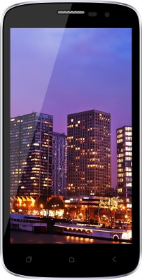 XOLO Q1000 Opus Black, 4   GB available at Flipkart for Rs.7999