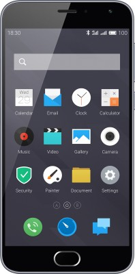 Meizu M2 (Grey, 16 GB)