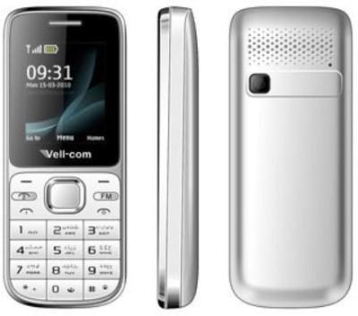 Vell Com V07W (White)