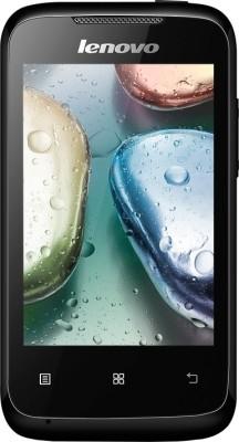 Lenovo A269i Black available at Flipkart for Rs.3099