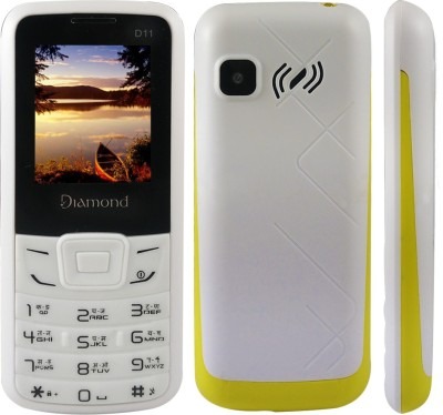 Diamond D11 (White, Yellow)