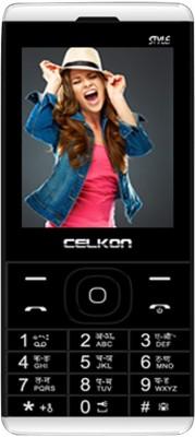 Celkon Dual Sim Black & White