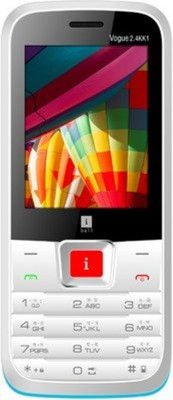 iBall Vogue2.8-D6 (Silver)