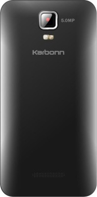 Karbonn Titanium S11 (Black and Silver, 8 GB)