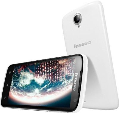 Lenovo S820 White available at Flipkart for Rs.18500