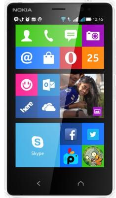 Nokia X2 Dual SIM (White, 4 GB)