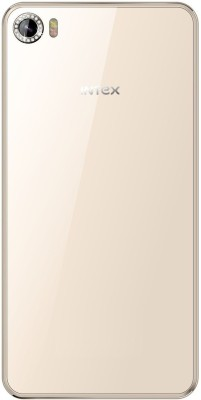 Intex Aqua Glam (Chmapagne, 8 GB)