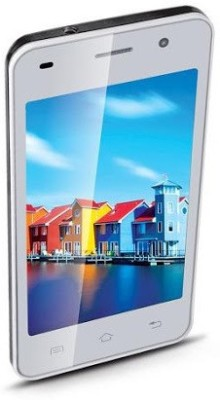 iBall Andi (White, Silver, 8 GB)