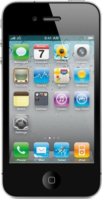 View Apple iphone 4s Mobile Price Online(Apple)