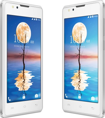 Lava A59 ( 4GB White )