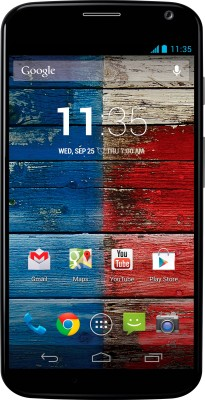 Save Rs 1000 on Moto X 16 GB (Black) from Flipkart at Rs 23999