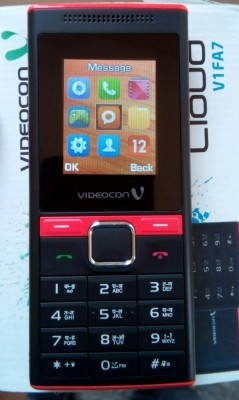 Videocon V1396 (Black Blue)