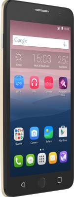 Alcatel OneTouch Pop Star (Metal Gold, 8 GB)