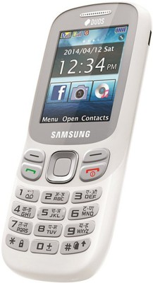 Samsung Metro B313E Dual Sim - White (White)
