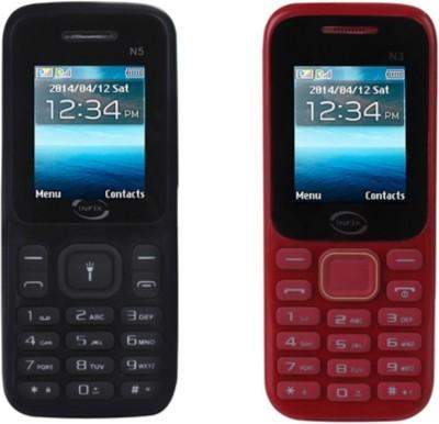 Infix N5::N3 (Black, Red)