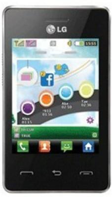 LG Cookie Smart T 375 (White Titan, 48 MB)