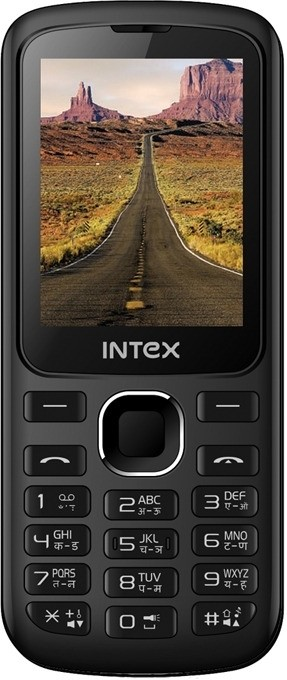 Intex Bar Mega 528 Black