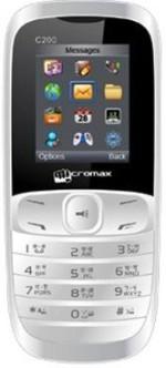 Micromax C 200 CDMA