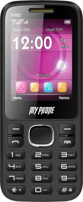 My Phone K 1002 BY (Black)