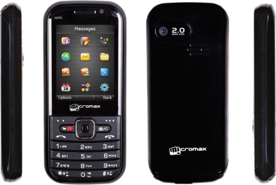 MICROMAX H375 POWER OF 3G (BLACK)