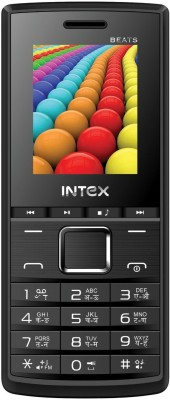 Intex Eco Beats (Black and Grey)