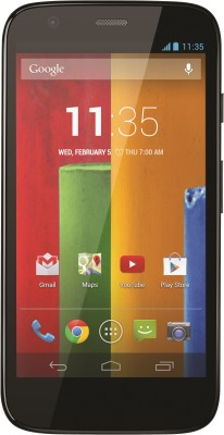 Compare Moto G Black, with 16 GB at Compare Hatke