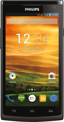 Philips S388 (Black, 4 GB)