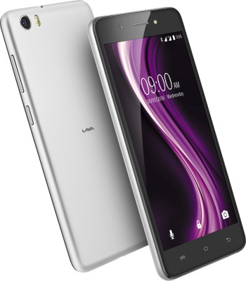 Lava X81 (Space Grey, 16 GB)