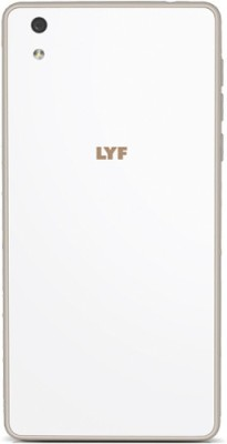 LYF Earth 1 (White, 32 GB)