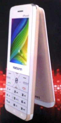 Karbonn K phone9 (Champ-White)