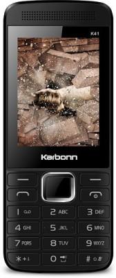 Karbonn K41 (Black, Red)