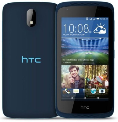 HTC Desire 326G DS (Blue, 8 GB)