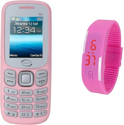 Infix N4 Silicon (Pink)