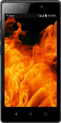LYF FLAME 8 with JIO Preview Offer (Blue, 8 GB)