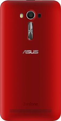 Asus Zenfone 2 Laser 5.5 (Red, With 3 GB RAM, With 16 GB)