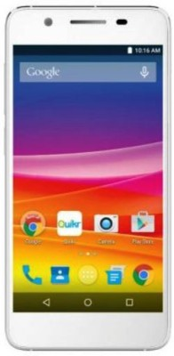 Micromax E471 Knight2 (White+Silver, 16 GB)