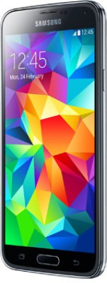 Samsung Galaxy S5(Charcoal Black, 16 GB) Rs.17999 From Flipkart App