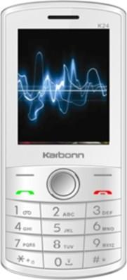 Karbonn K24 (Black and Silver)
