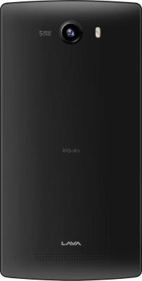 Lava Iris Alfa (Black, 8 GB)
