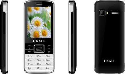 I KALL (K34BLACK+K34RED) Dual Sim Mobile Combo (Black, Red)